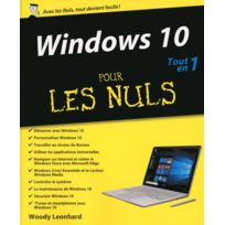 First Interactive - Windows 10 tout en un pour les nuls