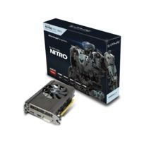 SAPPHIRE TECHNOLOGY - Radeon NITRO R7 360 2G GDDR5 PCI-E HDMI / DVI-I / DP OC VERSION UEFI