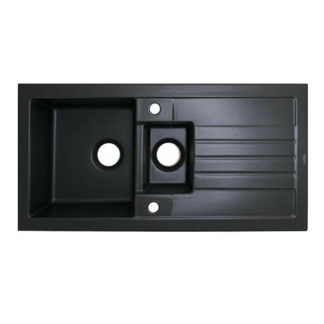 cuisine evier noir beautiful peinture evier belle evier cuisine noir bacs de et peindre evier. Black Bedroom Furniture Sets. Home Design Ideas