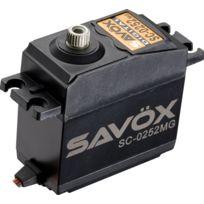 Savox - Servo standard SC-0252MG digital 10,5kg 0.19s 49g