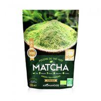 Autre - Le thé vert Matcha peut être bu comme un thé ou parfumer vos préparations culinaires aussi bien salées que sucrées
