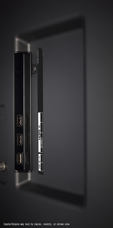 "190 cm 75"" 4K LED – Ultra HD– Wi-Fi – DLNA"