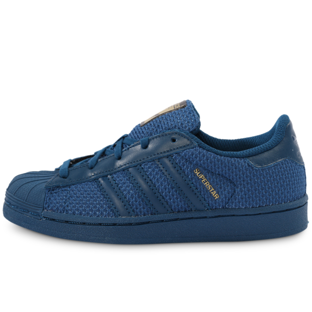 low priced bdf57 6a7e0 discount adidas superstar marine bleu 1f7bc c5782