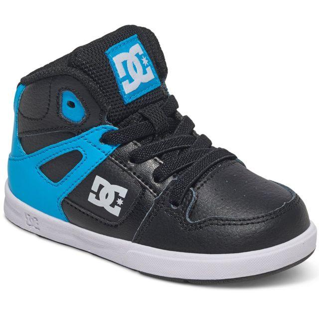 Dc - Shoes Rebound Ul Chaussure Bébé - Taille 21.5 - Noir 21 1 2 - pas cher  Achat   Vente Chaussures, chaussons - RueDuCommerce a2d61cbc798f