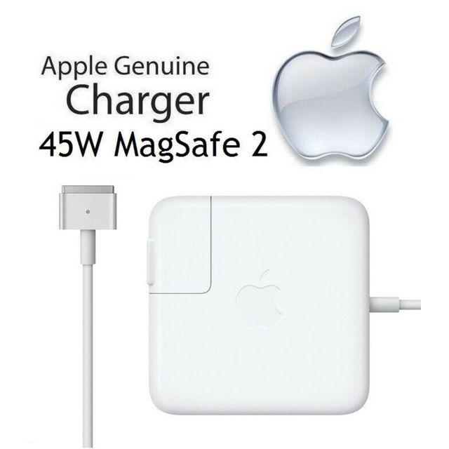 Adaptateur secteur MagSafe 2 de 45 W Apple Apple (FR)
