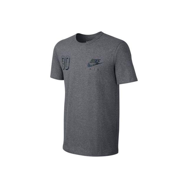 Xs Shirt Pas 091 Power Gris Footwear Tee Nike 684109 Grid nx1fwgR1Zq