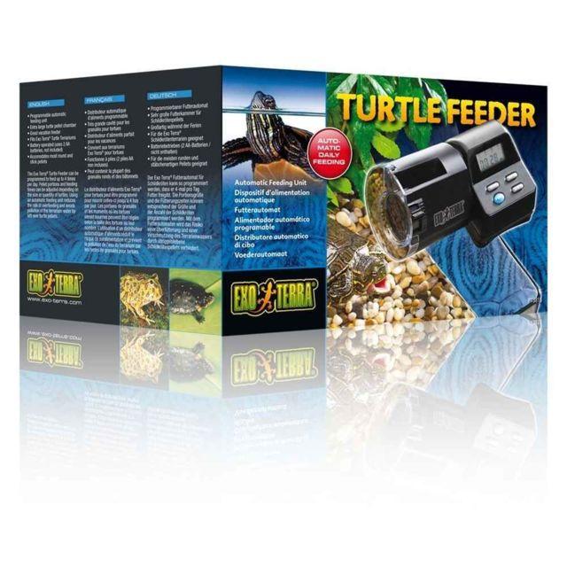 Exo Terra Distributeur Automatique Turtle Feeder pour Tortues