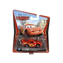 Cars - Voiture Disney 2 Flash Mcqueen Véhicule Miniature 02