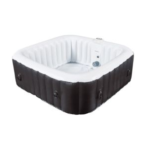 vente spa gonflable trendy spa gonflable intex purespa octo pl bullesjets noir with vente spa. Black Bedroom Furniture Sets. Home Design Ideas