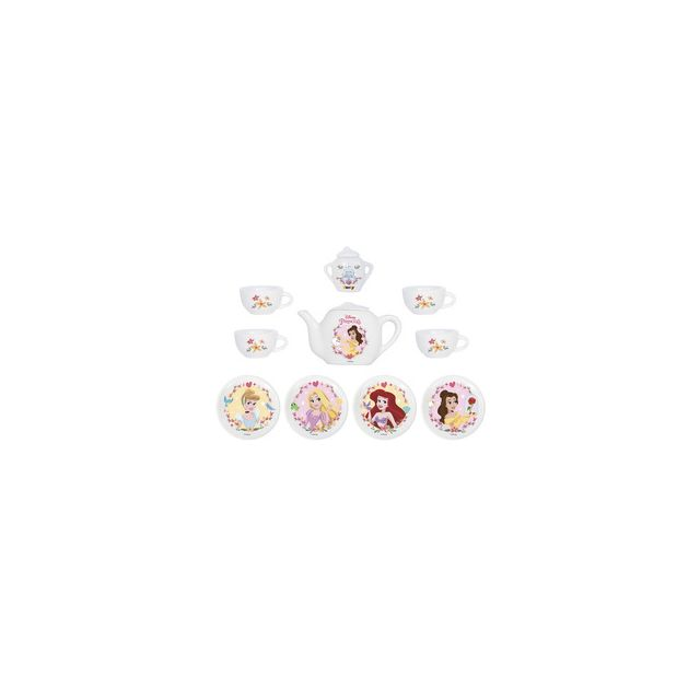 Smoby Disney Princesses-Dinette porcelaine