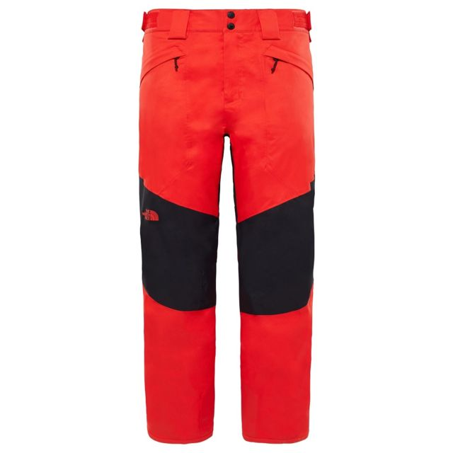 bdacb63370e68 The north face - Pantalon de ski Presena Pant Rouge - pas cher Achat ...