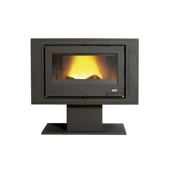 godin po le bois 14kw 373147 pas cher achat. Black Bedroom Furniture Sets. Home Design Ideas