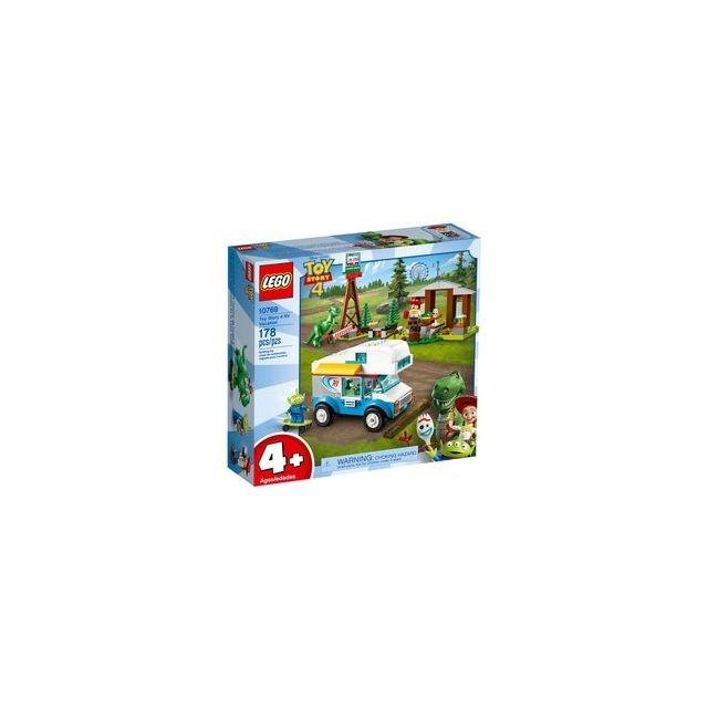 Lego 10769-® Toy Story 4 Disney Pixar les vacances en camping-car