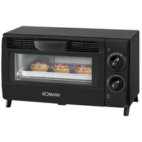 Bomann - Mini-four 800 W noir Mb 2245 Cb