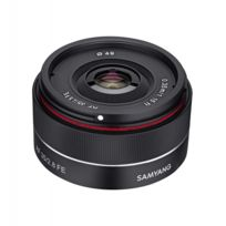 Samyang - Objectif 35 mm f/2.8 Sony Fe Auto Focus Garanti 2 ans