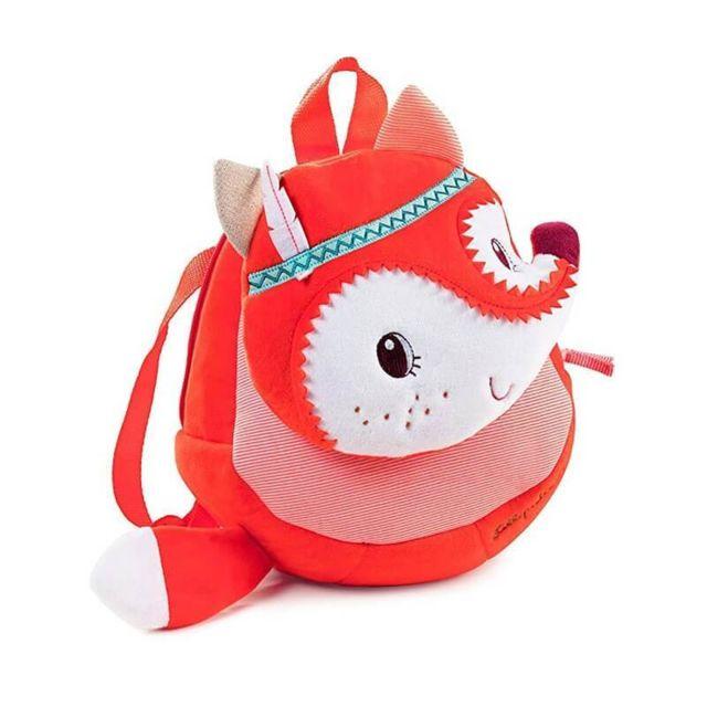 27a832a1eb Lilliputiens - Sac à dos doux Alice - pas cher Achat / Vente Cartables, sacs  à dos maternelle - RueDuCommerce