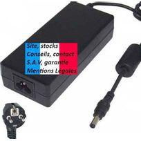 100000VOLTS - Chargeur / Alimentation Pc Portables pour Fujitsu Loox M / Loox Md10 / Loox Md15 / Mg