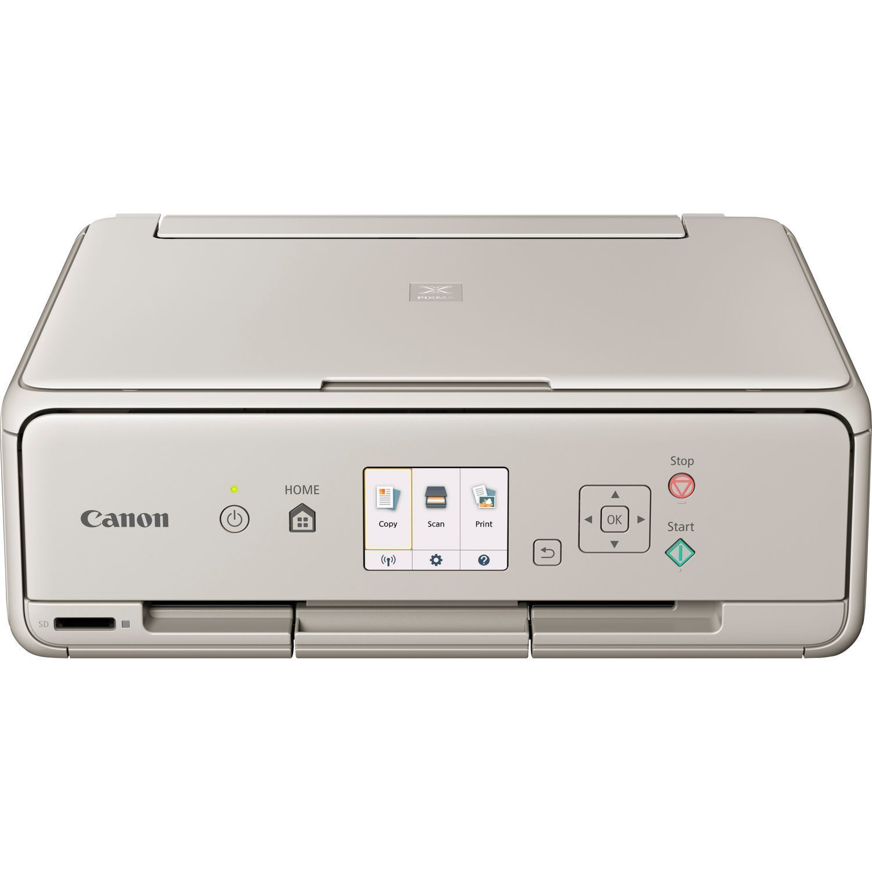Pixma TS-5053 Grise Multifonction 3en1 Jet dencre Wi-FI