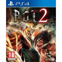 Attack On Titan 2 - Jeu PS4