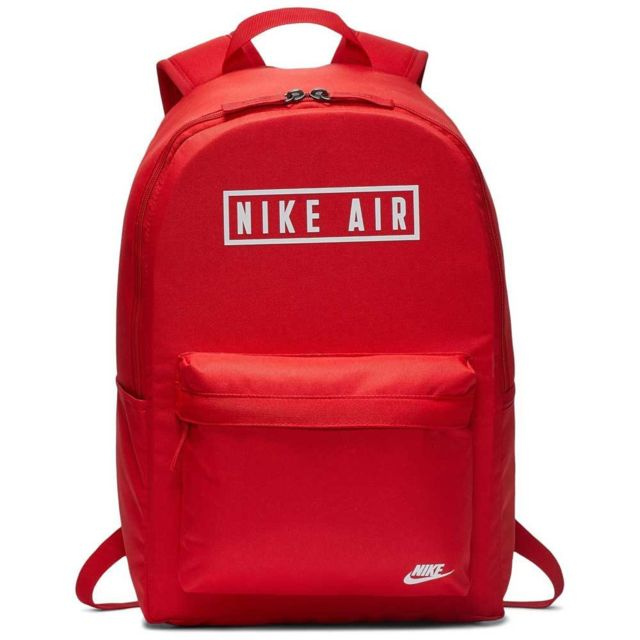 Nike Sac à dos Air Heritage Rouge pas cher Achat Vente