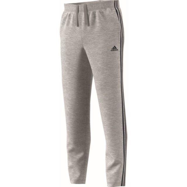 c3177f83fc086 Adidas - JOGGING ESSENTIAL 3S HOMME - pas cher Achat / Vente Pantalons,  caleçons - RueDuCommerce