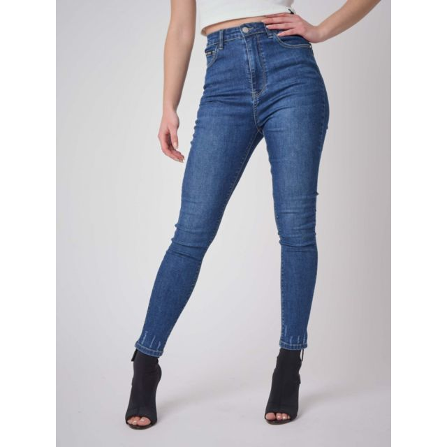 Project X Jean Skinny fit taille haute