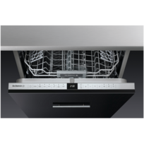 DE DIETRICH - lave-vaisselle 60cm 13c 44db a++ tout intégrable - dvh1344j