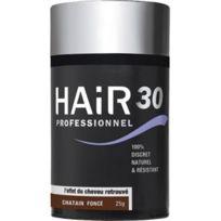Hair30 - Chatain Foncé