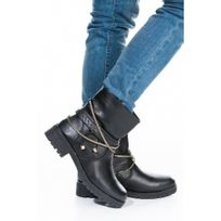 Princesse Boutique - Bottines Noir