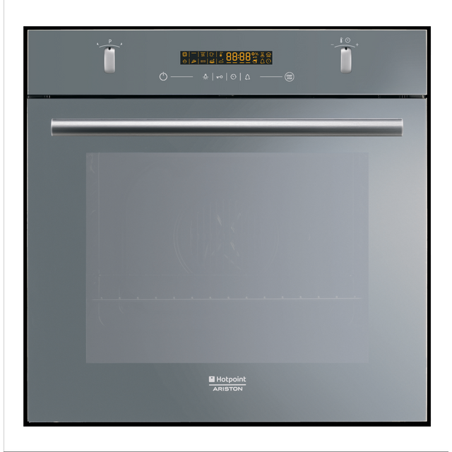 HOTPOINT-ARISTON Four encastrable pyrolyse UTQ89ELP0 ICE