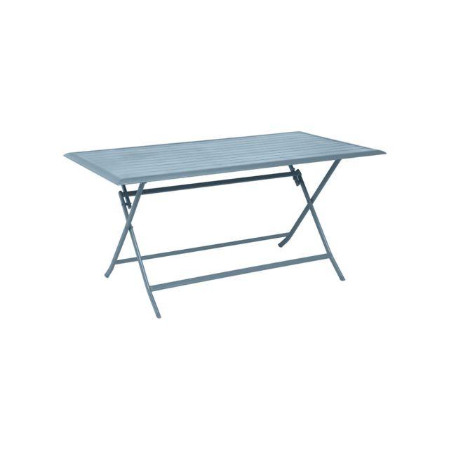 hesperide table de jardin rectangulaire azua 4 places. Black Bedroom Furniture Sets. Home Design Ideas