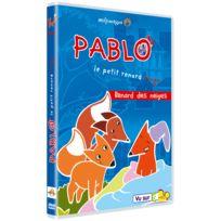Millimages - Pablo, le petit renard rouge - Vol. 2 : Renard des neiges