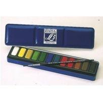 Lefranc & Bourgeois - 210414 BoÎTE De 12 Peintures Aquarelles