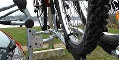 Bien installer son porte vélo