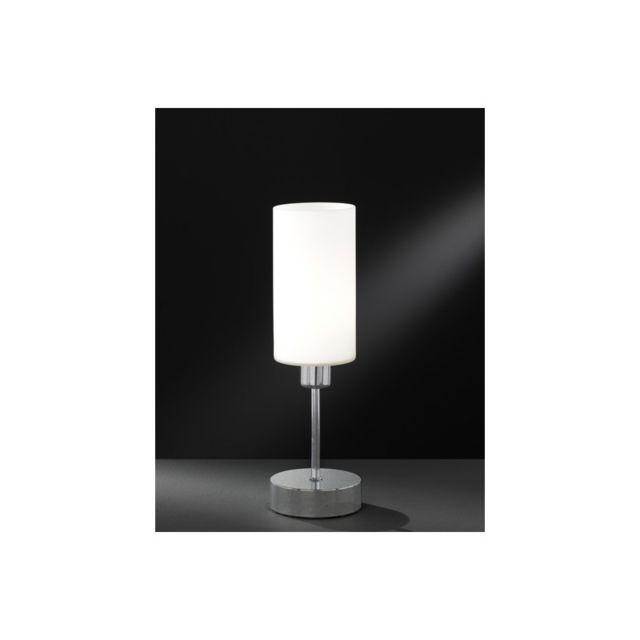 Millumine Lampe Chevet Ivresse Tactile 3 Intensites Blanc 0cm X