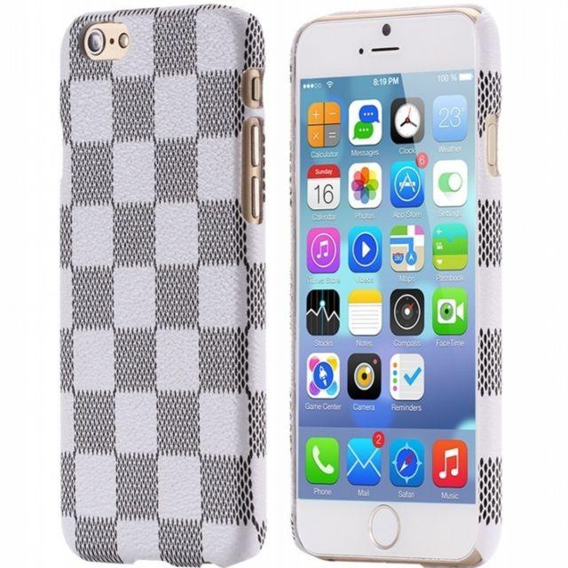coque iphone 8 plus damier