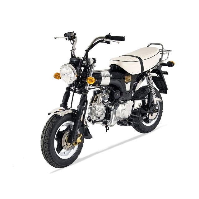 skyteam mini moto dax 50 noir achat vente motos 50 pas cher rueducommerce. Black Bedroom Furniture Sets. Home Design Ideas