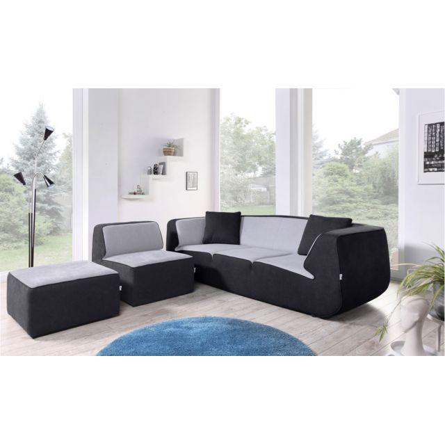 DUNLOPILLO BUMP : Sofa XL - Disponible en 3 coloris