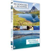 Gedeon - Des côtes et des hommes - Des montagnes et des hommes Edition Double Dvd