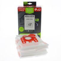 Home Equipement - Sac synthétique Pack ÉCO pour Aspirateur, x12