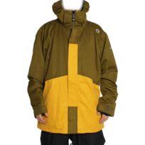 Sessions - Veste Ski Snow jacket Olive
