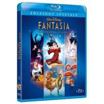 The Walt Disney Company Italia S.P.A. - Fantasia EDIZIONE Speciale, EDIZIONE Speciale IMPORT Italien, IMPORT Blu-ray - Edition simple