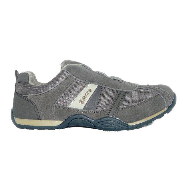 Brutting Chaussures homme sans lacets mocassins confort