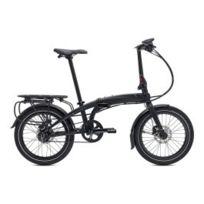 Tern - Vélo Verge S8i noir argent 8v