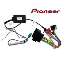 Pioneer - Ctssk003AE - Interface commande au volant et demultiplexage pour Skoda