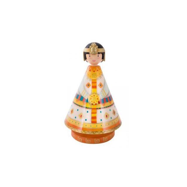 L'OISEAU Bateau - Luciole Prince Inca