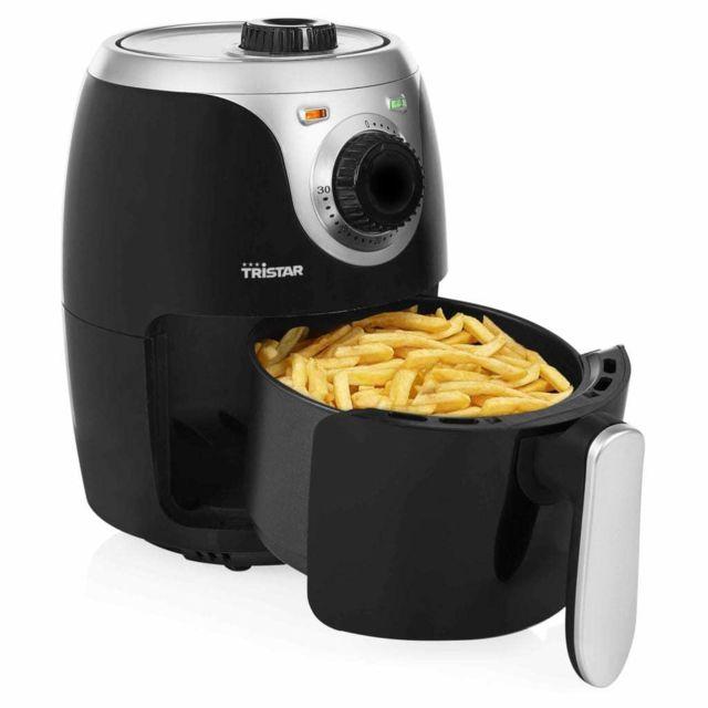 Icaverne Friteuses selection Mini friteuse 1000 W 2 L Noir