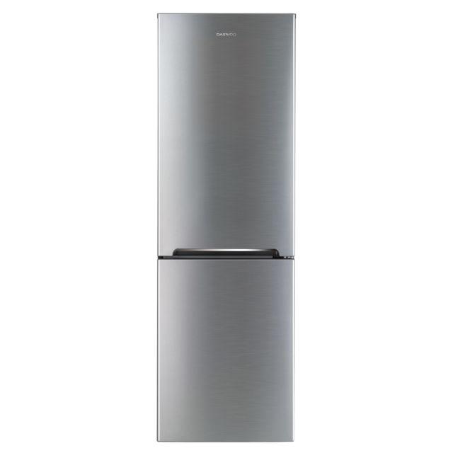 DAEWOO - Réfrigérateur - RN-363S - Silver