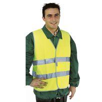 Provence Outillage - Gilet de sécurité jaune