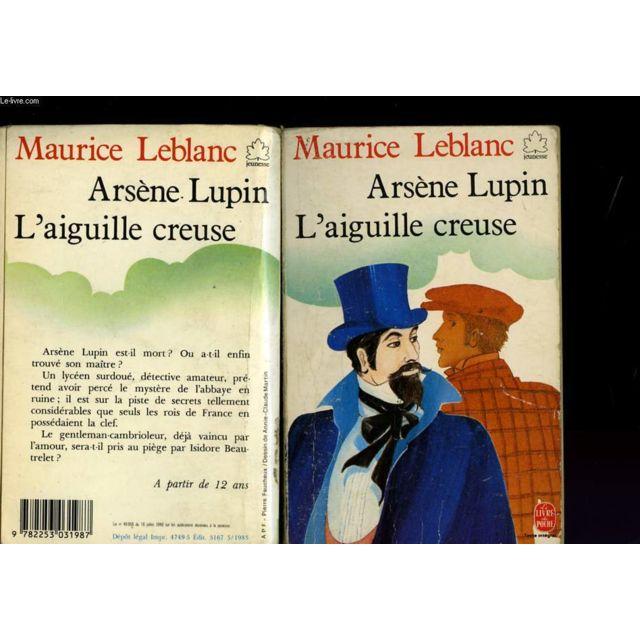 Arsene Lupin L Aiguille Creuse